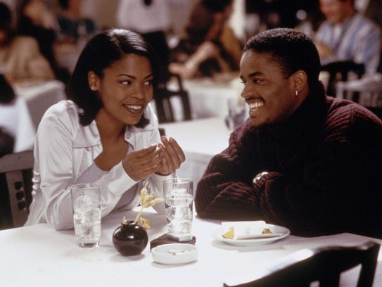 Nia Long and Larenz Tate star in the 1997 romantic