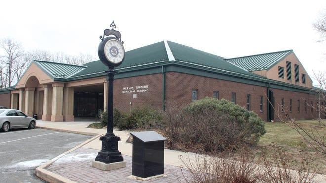 Jackson Township Municipal Building. Wednesday, March 19, 2014, Berkeley. Robert Ward /Staff Photographer. webart