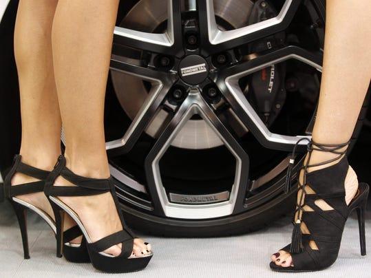 Science proves it: High heels give women power over men