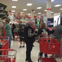 Local Black Friday shoppers shop for tradition, honor