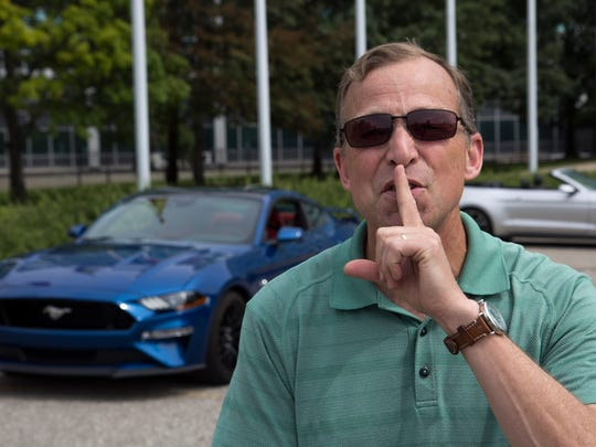 Former Ford chief of vehicle engineering Steve von Foerster got the idea for the Mustang's quiet start when a neighbor called the cops on his Shelby GT350 Mustang.