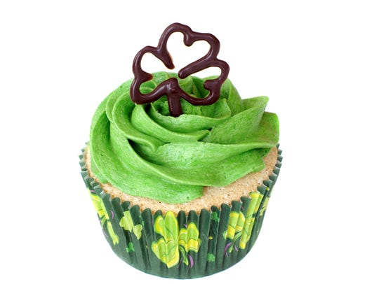 It's always the right time for cupcakes. Celebrate