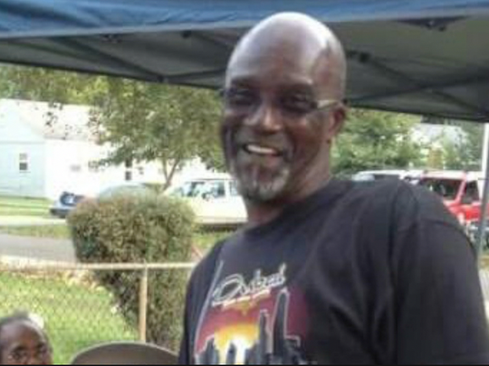 Henry Nunn, 63, was shot through his home's door in