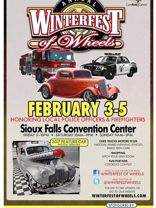 Sioux Falls Car Show Feb