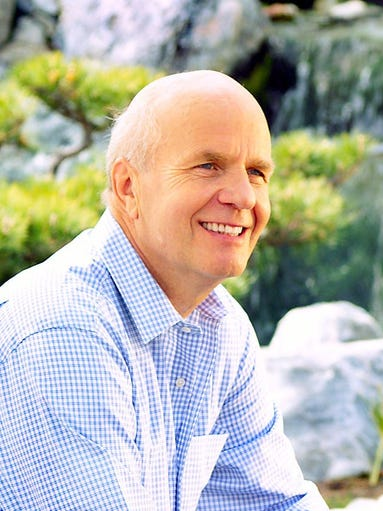 Aug. 29, 2015: Dr. Wayne W. Dyer, the best-selling