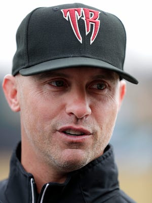 Matt Erickson will return for his eighth season as manager of the Wisconsin Timber Rattlers.