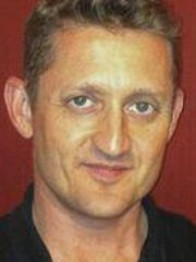 """""""Deep Web director Alex Winter, who many know for his role in the """"Bill & Ted"""" comedies."""