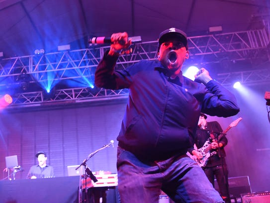 Chance the Rapper performs at the 2015 Bonnaroo Music
