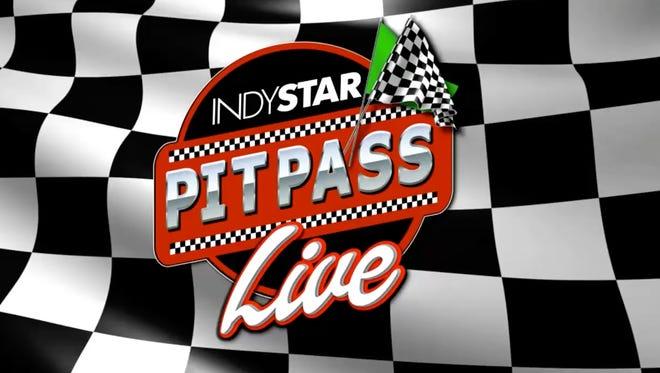 """Pit Pass Live"" logo"