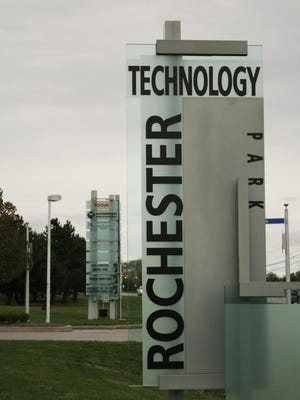 Rochester Technology Park on Elmgrove Road in Gates.