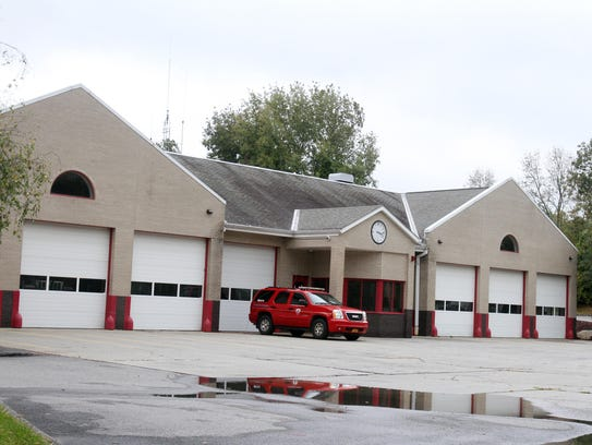 Patterson fire headquarters on Burdick Road in Patterson