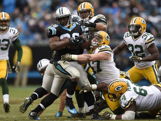 GPG ES Packers vs Panthers 11.8.15