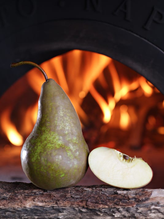 Apple and pears
