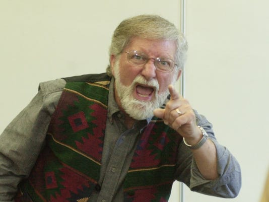Dick Strader, storyteller