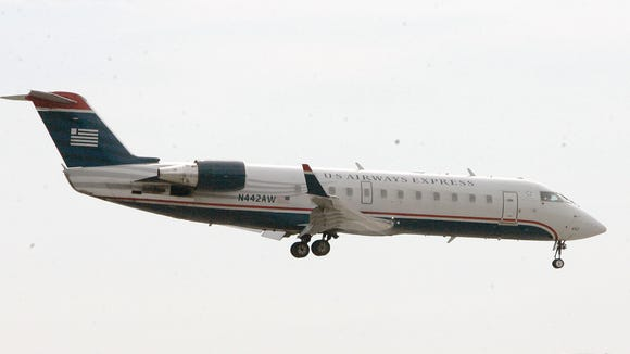 AA fills in route map with new flights from US Airways hubs