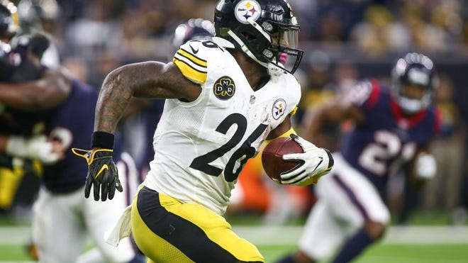 Pittsburgh Steelers running back Le'Veon Bell. Credit: Troy Taormina-USA TODAY Sports