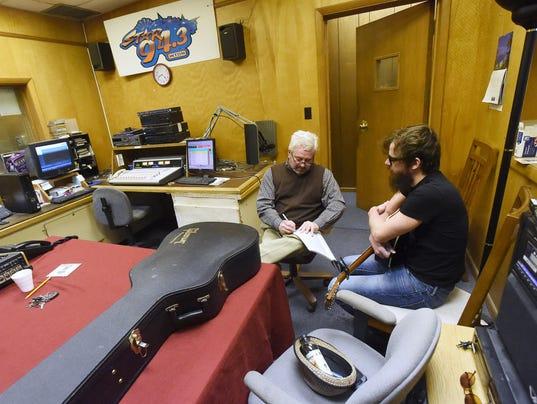 John Huggins - Shenandoah Valley Local Music Hour