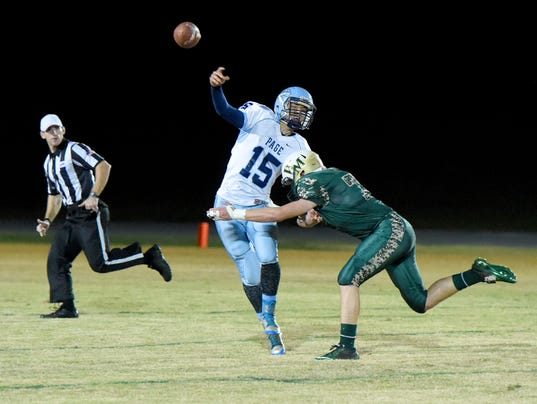 Page County at Wilson Memorial - Football