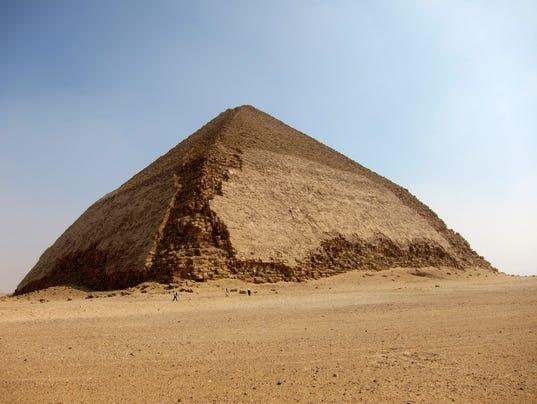 AP MIDEAST EGYPT I FILE EGY
