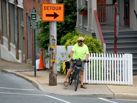 2-year journey brings cyclist to Staunton