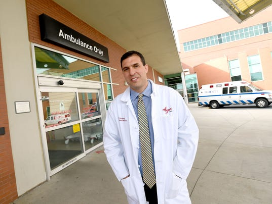 Dr. Adam Rochman - opioid abuse mag