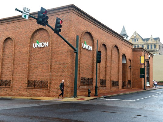 Union Bank building