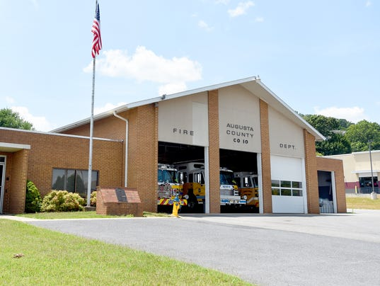 Company 10 fire station