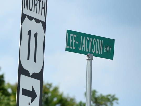 Lee-Jackson Highway