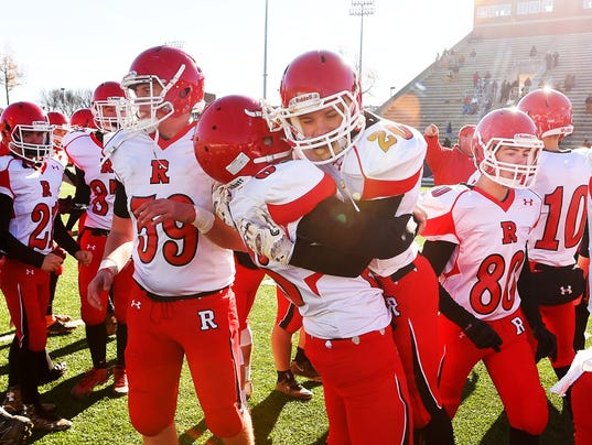Riverheads - Group 1A state championship