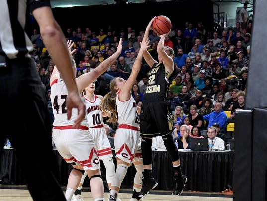 Gap vs Central-Wise - Class 2 state championship