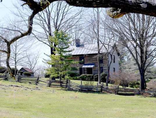 Spring home and garden tour - Forest Hill Farm