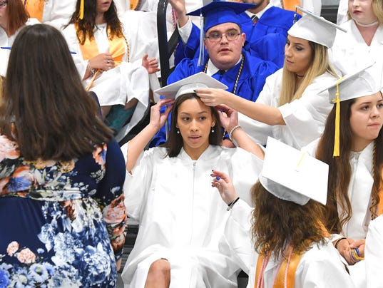 Fort Defiance Graduation 2018