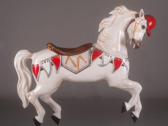 The Baseball Horse