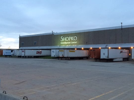 Shopko Stores Operating Co. distribution center in