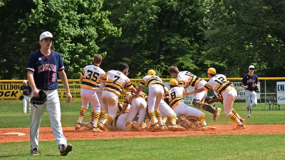 Murphy is headed back to the NCHSAA state championship after defeating Lincoln Charter 11-1 on Saturday, May 26, 2018.