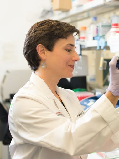 Dr. Amelia Gallitano of the University of Arizona College of Medicine in Phoenix is working to develop what is believed to be the first biological test to diagnose schizophrenia.