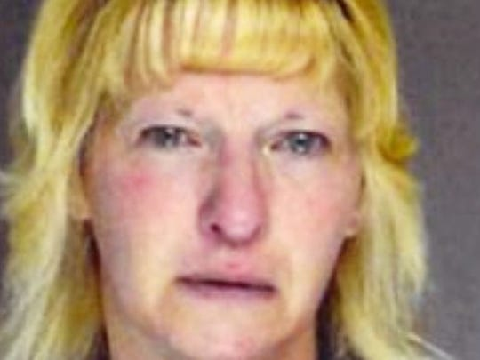Amy Gipe, 40, is accused of conspiring with Kevin Rouner to fatally shoot her husband David Gipe.