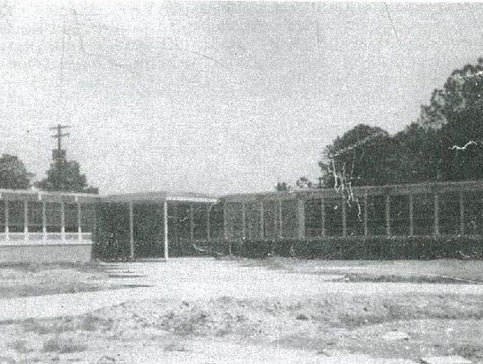 Doby High School in Wetumpka