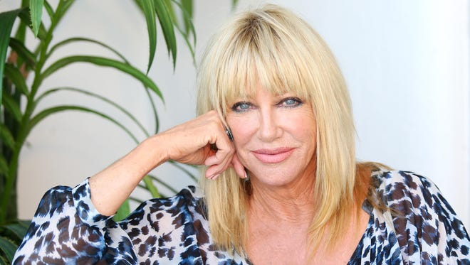 """Suzanne Somers talks about her time on """"Dancing with the Stars,"""" her new book Tox-Sick and her cabaret show at the Westgate Las Vegas."""