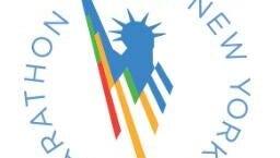 New York Marathon logo.