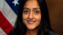 Vanita Gupta, head of the Civil Rights Division of the Department of Justice and Principal Deputy Assistant Attorney General