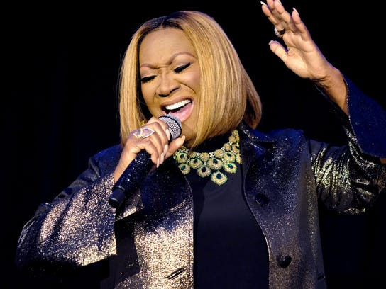 Patti LaBelle at Gala for Lung Transplant Project