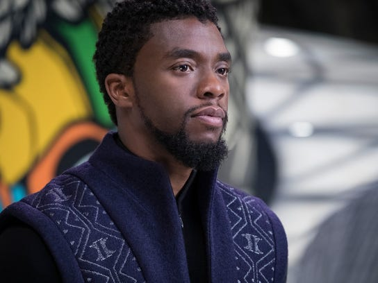 "Chadwick Boseman plays T'Challa/Black Panther in ""Black Panther,"" which opens in Utah theaters Friday."