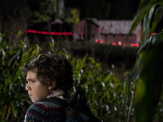 """Noah Jupe plays Marcus Abbott in """"A Quiet Place."""""""