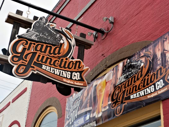 Grand Junction Brewing Co., opened in April 2014 at