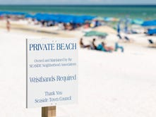 Who owns Florida's beaches? Private landowner rights can clash with public beach access