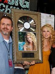 John Henkel, RIAA senior director of Artist & Industry