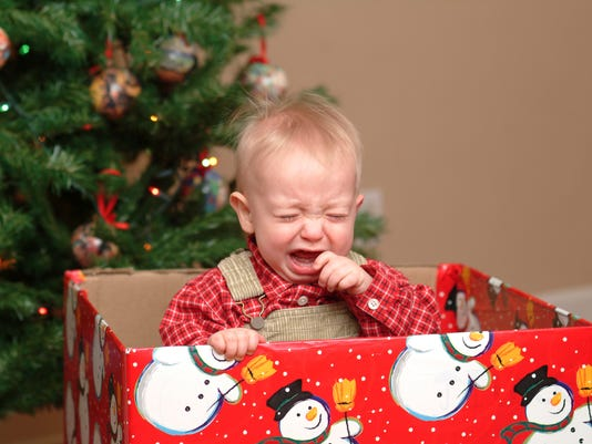 Christmas cry