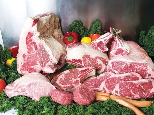 B&M Meat Market, Park Ridge.