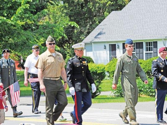 Wyckoff Memorial Day Parade.